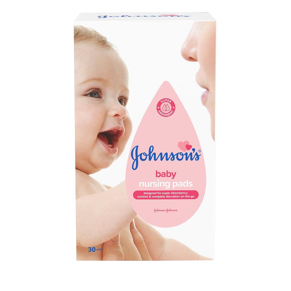 JOHNSON'S® jastučići za dojilje