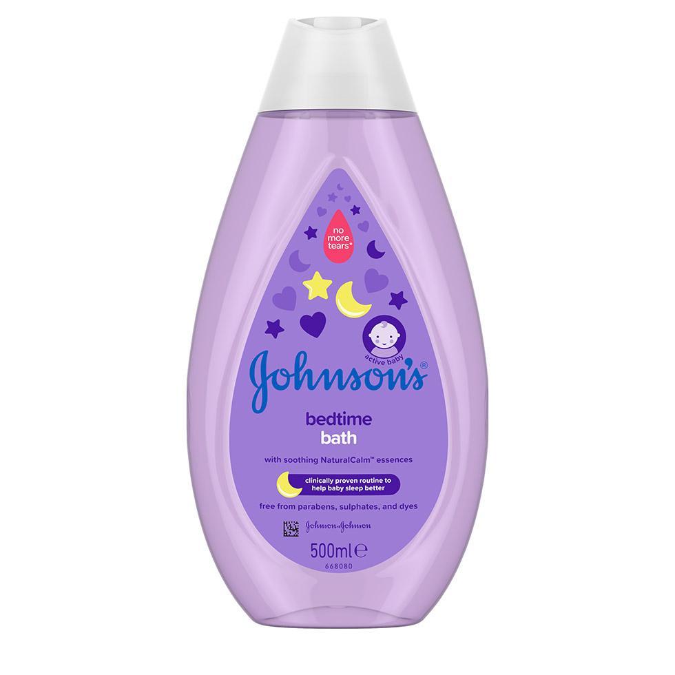 Johnson's® loțiune de spălare Bedtime®